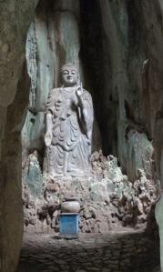 Marble Mountain Buddhist monastery