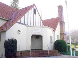 Ukiah Veterans Building