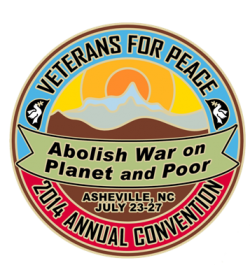 2014 Veterans For Peace National Convention