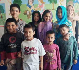 Afghan Peace Volunteers Sherri Maurin