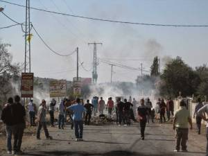 Orwa Hammad mourners attacked