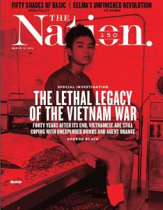 2015 0316 The Nation Lethal Legacy of the Vietnam War