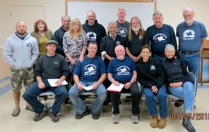 2015 Convention Committee: Chapter: Hugh Thompson Memorial Chapter 091 - San Diego - CA