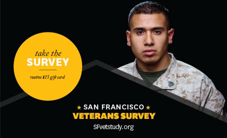 San Francisco Veterans Survey sfvetstudy.org