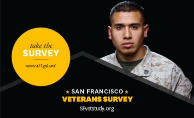 San Francisco Veterans Survey sfvetstudy.org